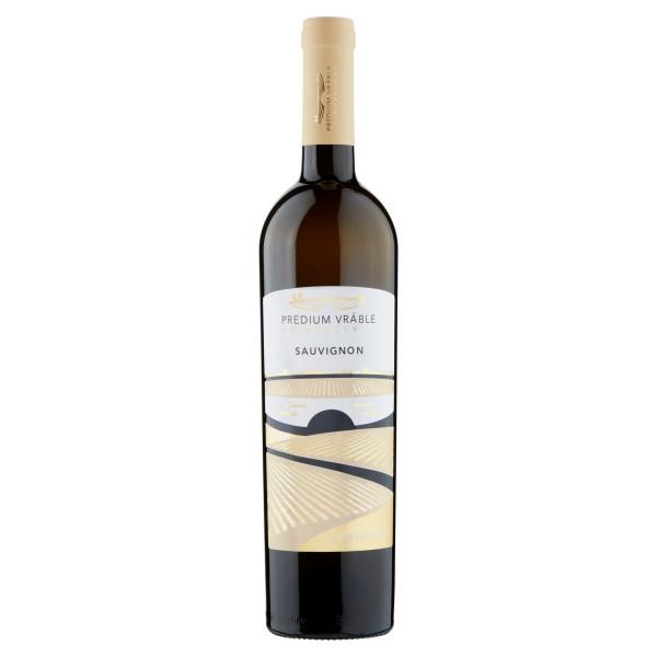 Víno b. Sauvignon suché, Predium 0,75l SK 1