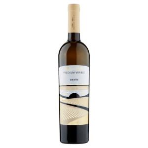 Víno b. Devín polosladké, Predium 0,75l SK 1
