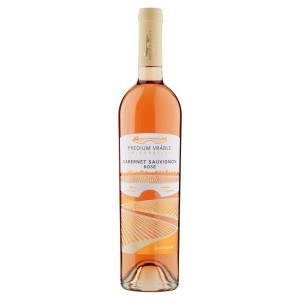Víno r. Cabernet Sauv. polosladké Predium 0,75l SK 6