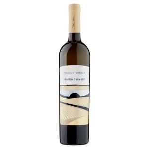 Víno b. Tramín červený polosuché, Predium 0,75l SK 11