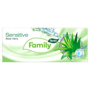 Tento Sensitive Aloe hygien. vreckovky 3vr. 10ks 3