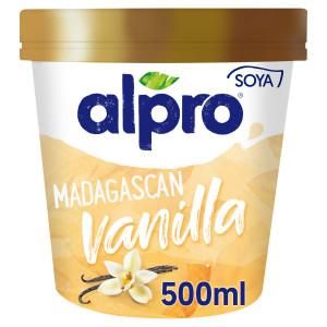 Alpro zmrzlina vanilka 500ml 48