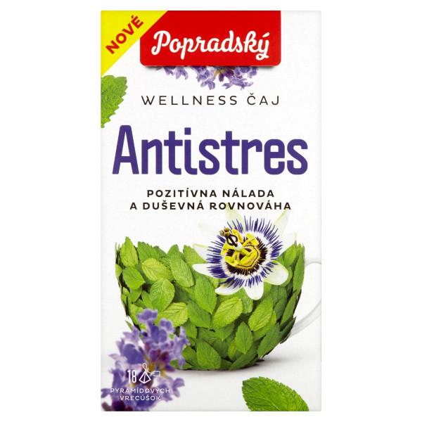 Popradský Wellness čaj Antistres 18x1,5g 1