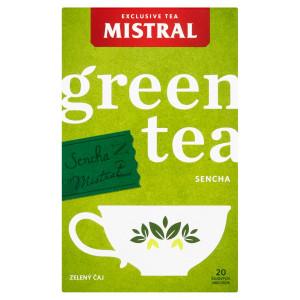 Mistral Sencha zelený čaj 20x1,5g 48