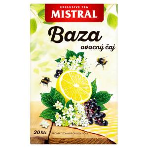 Mistral Baza ovocný čaj 20x2g 52