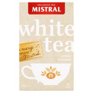 Mistral Jazmín a mango biely čaj 20x1g 1