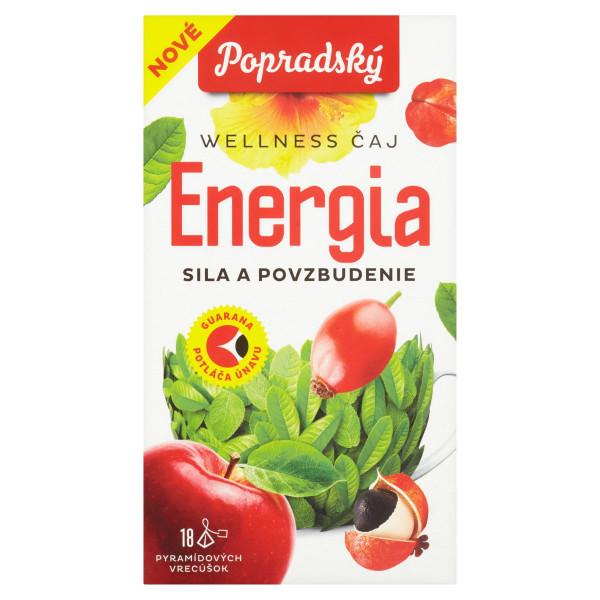 Popradský Wellness Čaj energia sila a povzbu.18x2g 1