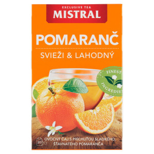 Mistral Pomaranč 20x2g (40 g) 46