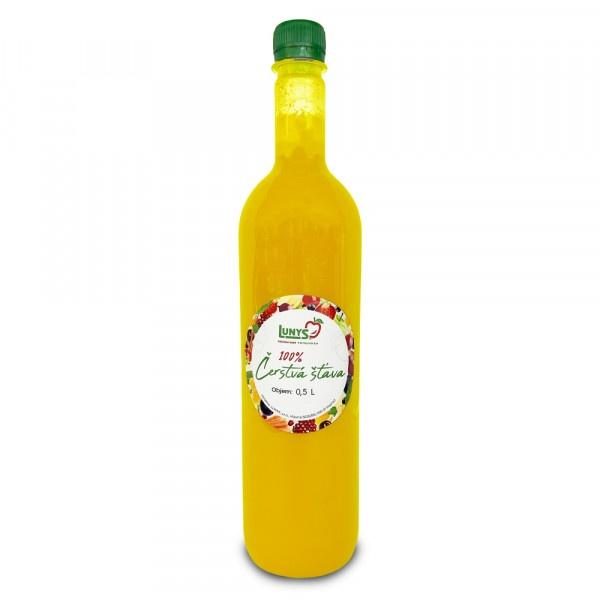 Bal. 100% ananásová čerstvá šťava LUNYS 0,5l 1