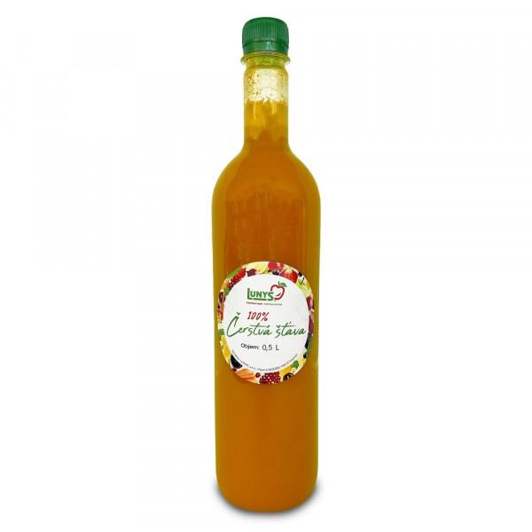 Bal. 100% pomarančová čerstvá šťava LUNYS 0,5l 1