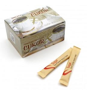 Cukor trstinový porciovaný HB 40 x 4,3 g, SNOTY 14
