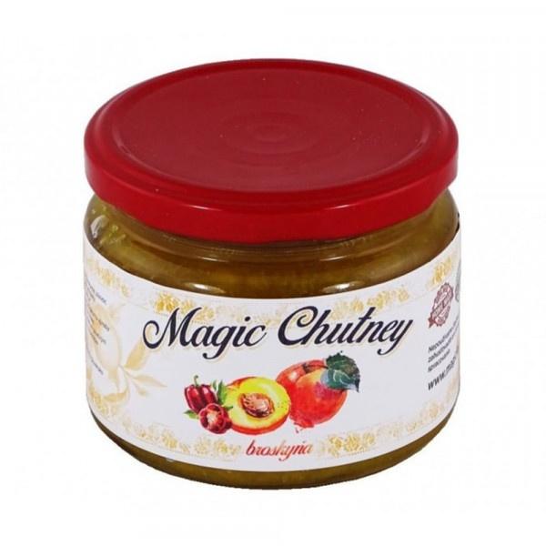 Magic chutney broskyňa 300 ml 1