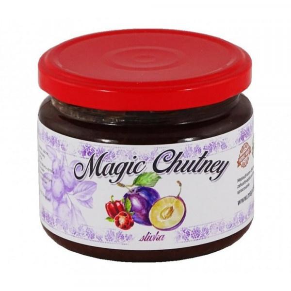 Magic chutney slivka 300 ml 1