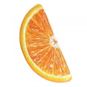 Nafukovacie lehátko Plátok pomaranča 170x76cm 13