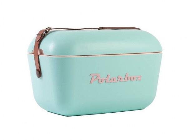 Polarbox ,Chladiaci box Classic 12 l, tyrkysový 1