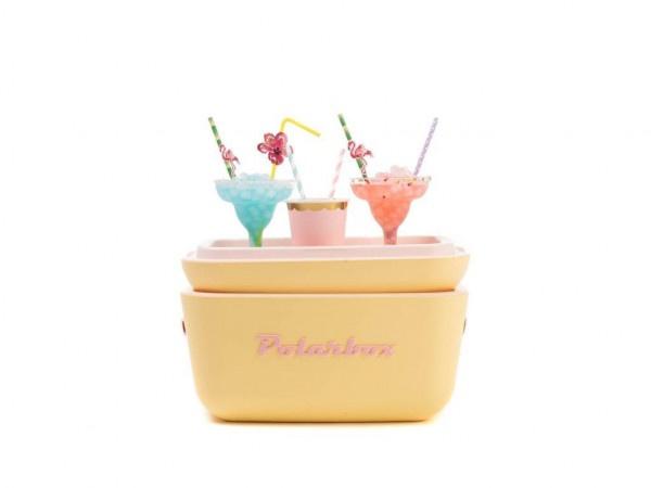 Polarbox ,Chladiaci box Classic 12 l, žltý 2