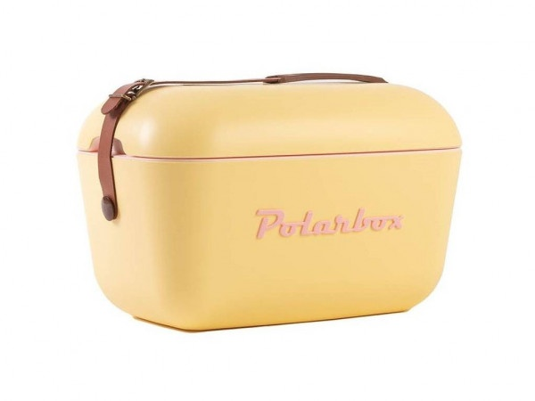 Polarbox ,Chladiaci box Classic 12 l, žltý 1