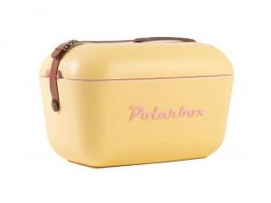 Polarbox ,Chladiaci box Classic 12 l, žltý 5