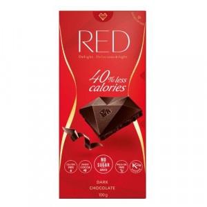 RED Horká čokoláda 100g 6