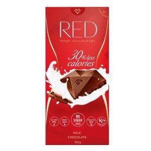 RED Mliečna čokoláda 100g 15