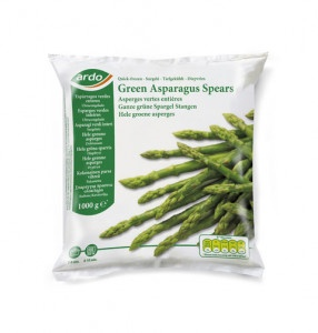 Špargľa zelená mrazená ARDO 1kg 19