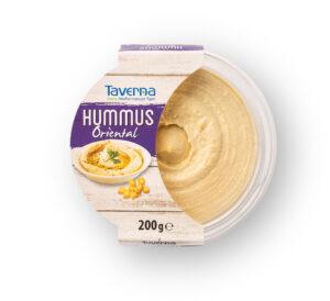 Taverna Hummus Oriental - cícerový dip 200g 4