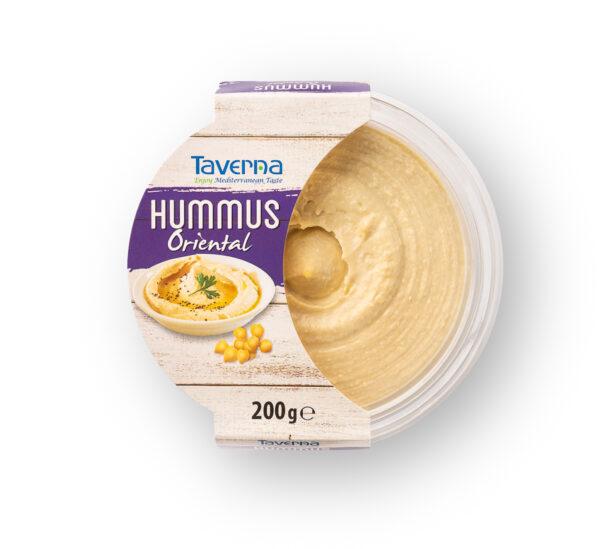 Taverna Hummus Oriental - cícerový dip 200g 1