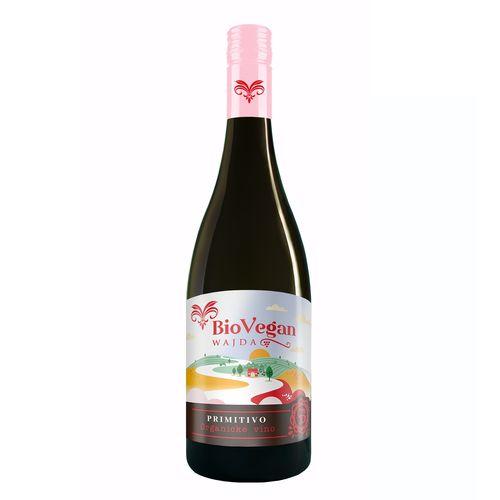 Víno č. Primitivo polosladké, Wajda 0,75l IT 1