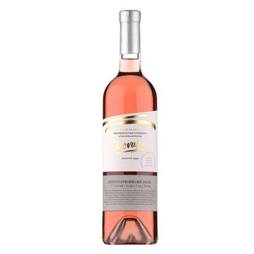 Víno r. Svätovavrin. suché CHOP, Skovajsa 0,75l SK 1