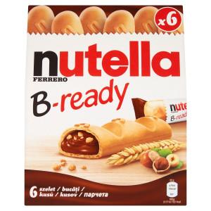 Nutella B-ready 132g 4