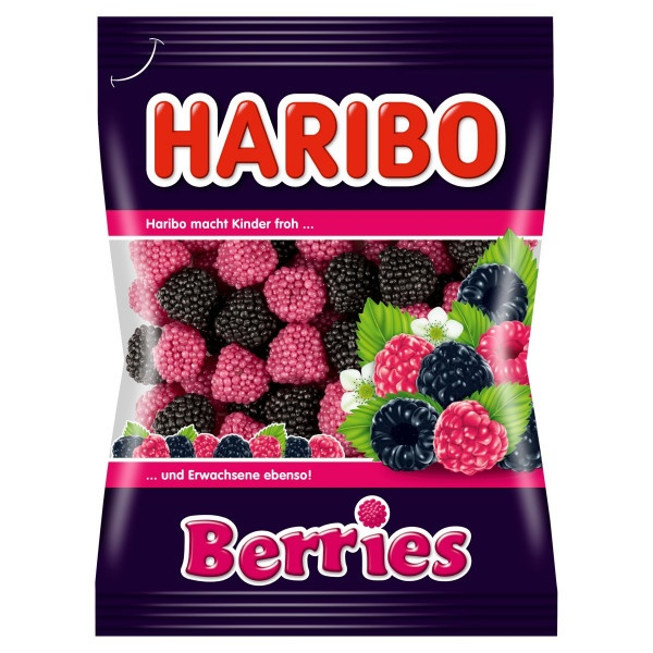 Haribo Berries 100 g 1