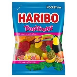 Haribo Tropi Frutti 100 g 14