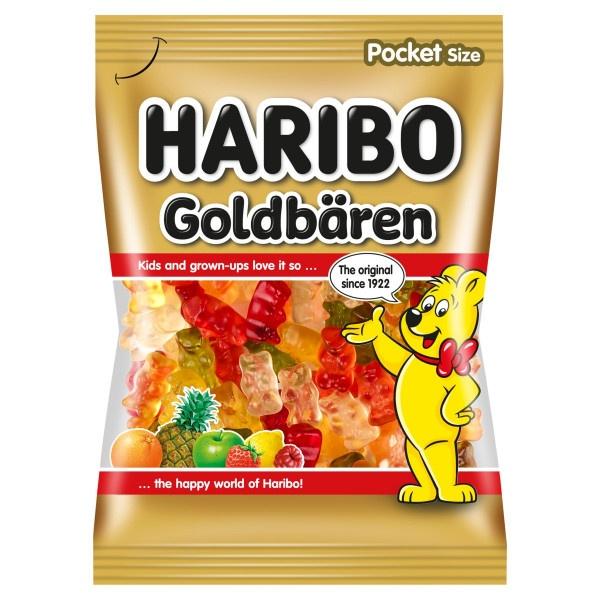 Haribo Goldbären 100 g 1