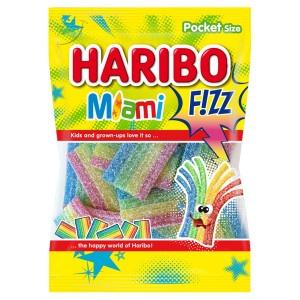 Haribo Miami Fizz 85 g 24