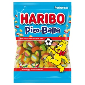 Haribo Pico Balla 100 g 13