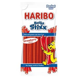 Haribo Balla Stixx strawberry 80 g 17
