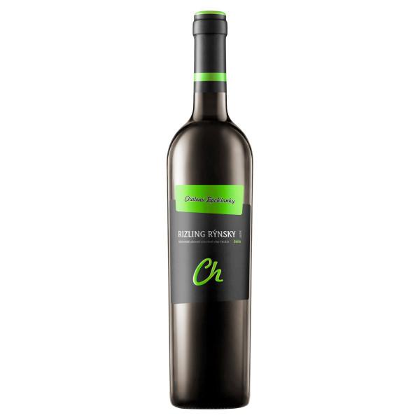 Víno b. Rizling rýnsky suché, VZT 0,75l SK 1
