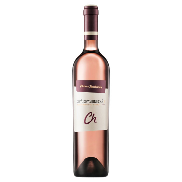 Víno r. Svätovavrinecké polosuché, VZT 0,75l SK 1