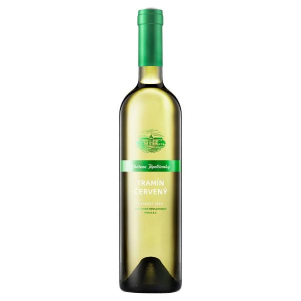 Víno b. Tramín červený Fresh suché, VZT 0,75l SK 1