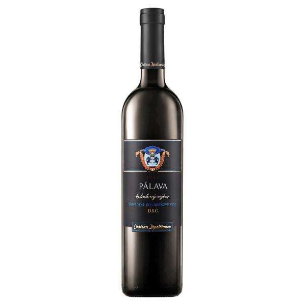 Víno b. Pálava bobuľový výber sladké, VZT 0,5l SK 1