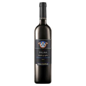 Víno b. Pálava bobuľový výber sladké, VZT 0,5l SK 2