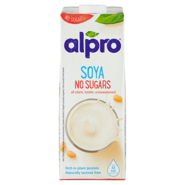 Nápoj sójový natural NESLADENÝ ALPRO 1l 1