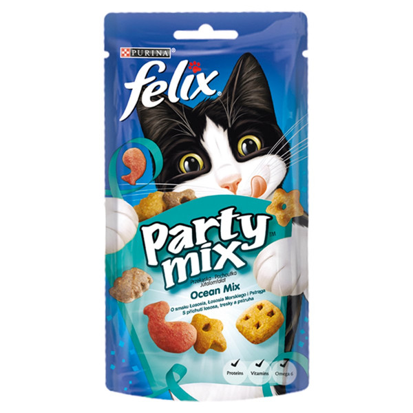 Felix Party Mix Ocean Mix 60 g 1