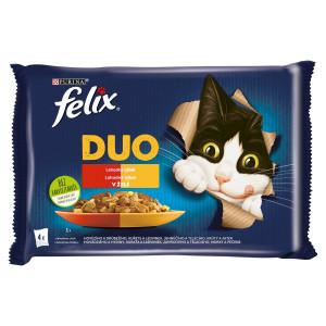 Felix Fantastic Duo lahodný výber Multipack 4x85 g 7