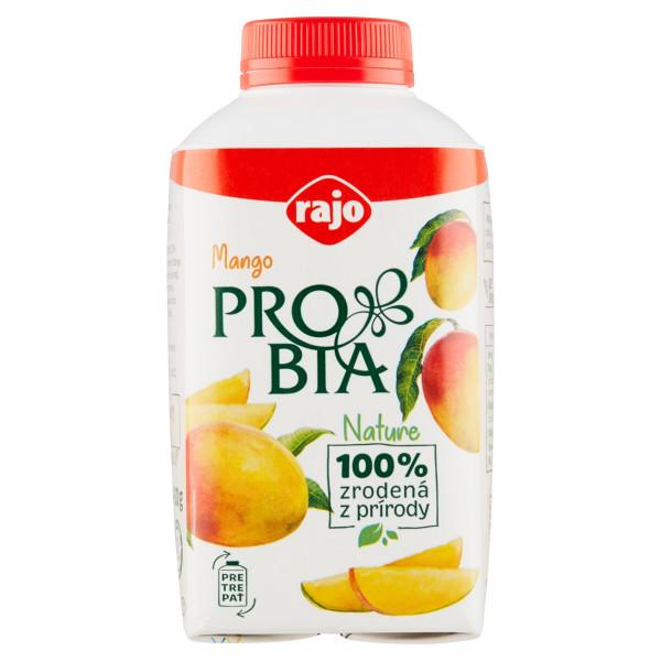 Jogurtový Nápoj PROBIA Mango RAJO 430g 1