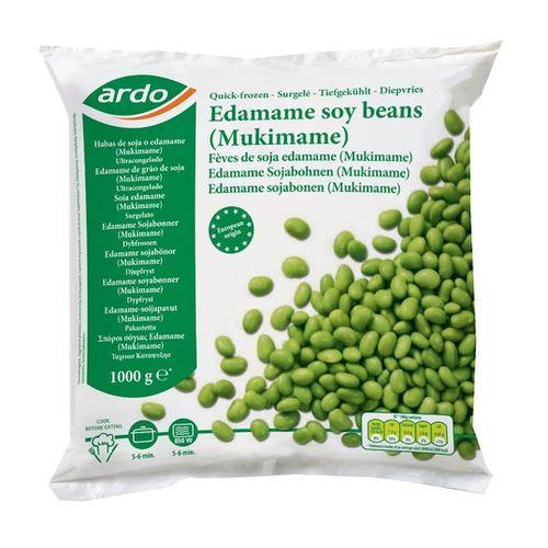 Edamame sójové bôby lúpané mr. ARDO 1kg 1