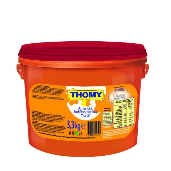 Horčica americká THOMY 3,3kg 1