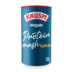Knuspi Vegan Protein Mash 500g, kakao 15