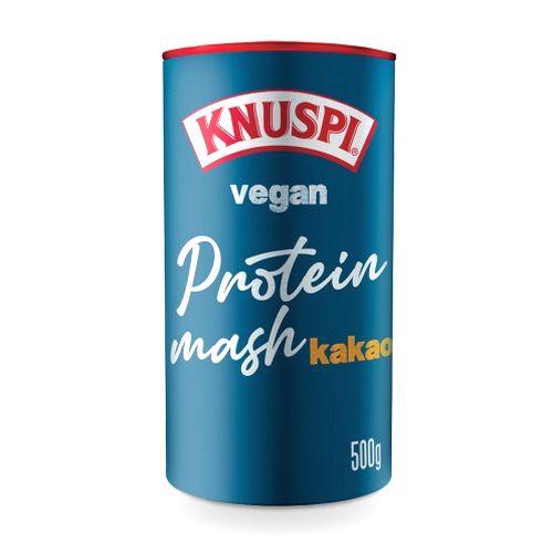 Knuspi Vegan Protein Mash 500g, kakao 1