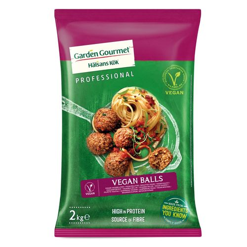 Mr. Vegan gulôčky, Garden Gourmet 2kg 1